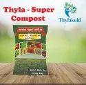 Powder Controlled Organic Bio Fertilizer (thyla-super Compost), Packaging Type: Pp Bag, Packaging Size: 50 Kg
