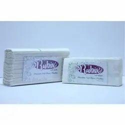 Rubix White M Fold Tissue Napkin, 28-48, Packaging Type: Packet