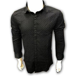 Black Designer Shirt