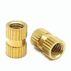 Round Brass Mould Inserts, Size: 3 Mm