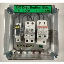 Solar DC Distribution Box 1 To 3.5 kW (DCDB )
