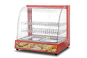 CHEFRANGE Red Hot Food Display Case, 800 Watts, Size/Dimension: 660 X 480 X 630mm