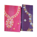 Fancy Embroidered Dress Material