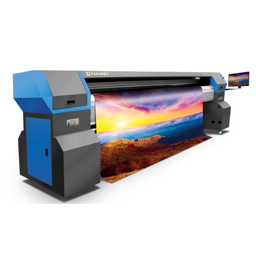 Flex Printing Machine - Large Format Flex Printing Machine