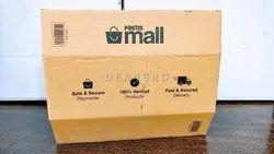 12x6x4 Inch Corrugated Box