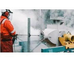 Duct Heat Exchanger High Pressure Water Jet Cleaning Services, For Industrial