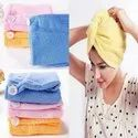 Hair Drying Wrapper Towel
