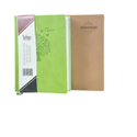 Plain Note Pads Notepad Cum Diaries For Bank