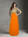 Party Wear Evening Gown