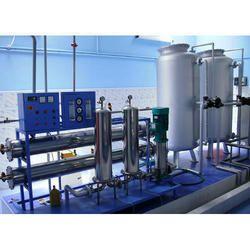 Reverse Osmosis Plant Installation Service