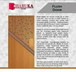 Termite Proof Plywood Flush Door, For Home