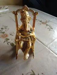 Ganpati Statue, Size: 300 g