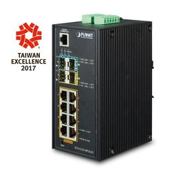 IGS-5225-8P2S2X Managed Ethernet Switch