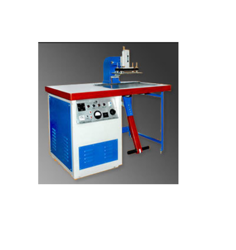 Semi-Automatic Table Model High Frequency Plastic Welding Machines