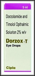 Dorzox-T (Dorzolamide and Timolol Ophthalmic Solution)