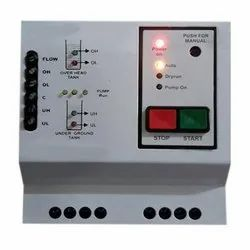 Control Panel For Society Tank