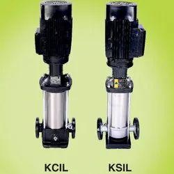 Kirloskar Vertical  Multistage Pump -  KCIL & KSIL Series