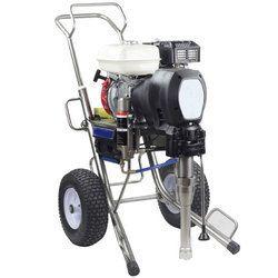 Petrol Engine Driven Airless Sprayer