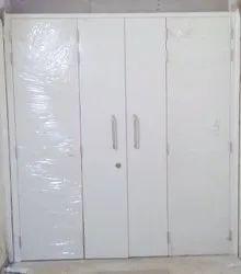 Steel Folding Doors