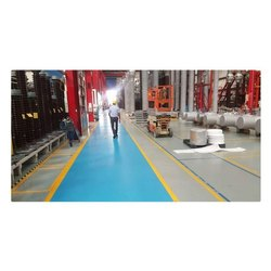 Metallic Epoxy Flooring at Rs 250 /square feet | Epoxy