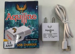 2.0 Amp Fast Mobile Charger With Data Cable