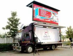 Promotional LED Vans