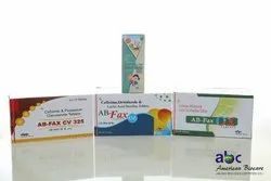AB-FAX OX TABLETS