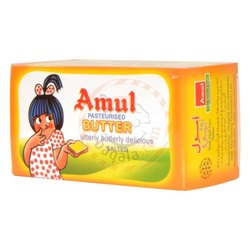 Amul Salted Butter, Packaging Type: Box