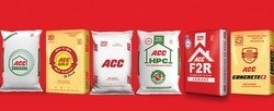 ACC Cement, Packaging Type: Bag, Packing Size: 50 Kg