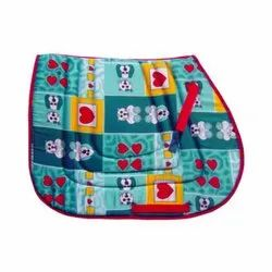 Printed Saddle Pads