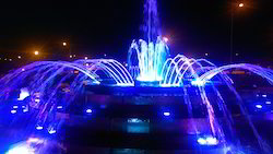 Various Effects Fountain