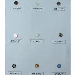 18l - 40l Shirt Button