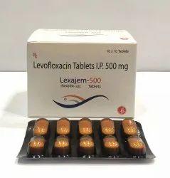 Levofloxacin 500 MG Tablets IP