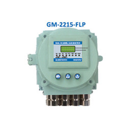 Dual Channel Gas Monitor flameproof