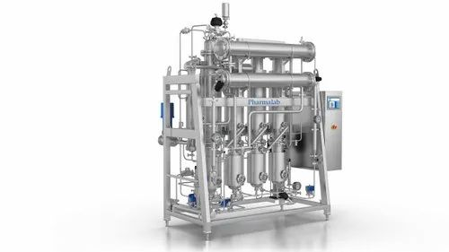 Water For Injection Distillation Plant