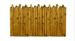 RCC Bamboo Texture Fence