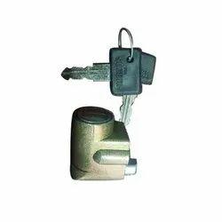2 Wheeler Suzuki Handle Lock