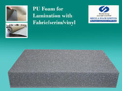 Foam Lamination Foam With Vinyl