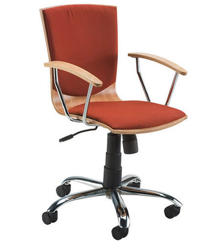 Red Height 870-950mm Multi Purpose Chair Style L2b2rcrevol