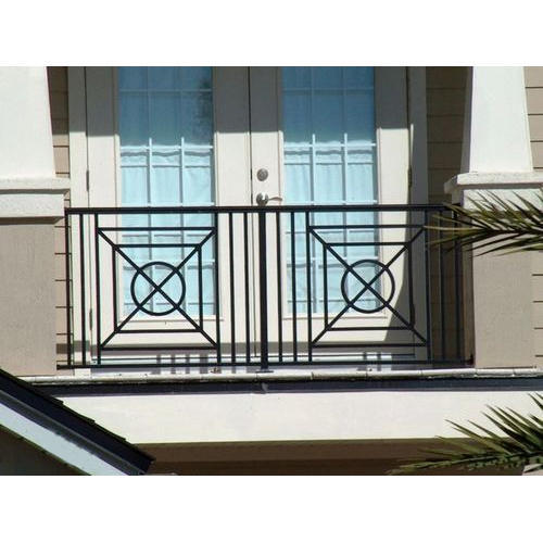 Designer MS Balcony Grill, Gate, Grilles, Fences