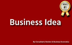 Business Idea Consulting Services
