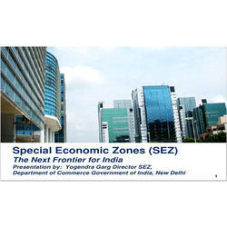 SEZ Import Clearance Service