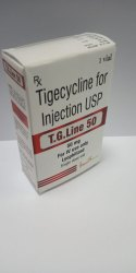 Tigecycline 50MG lyophilized