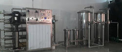 10000LPH Packaged Drinking Water Plant