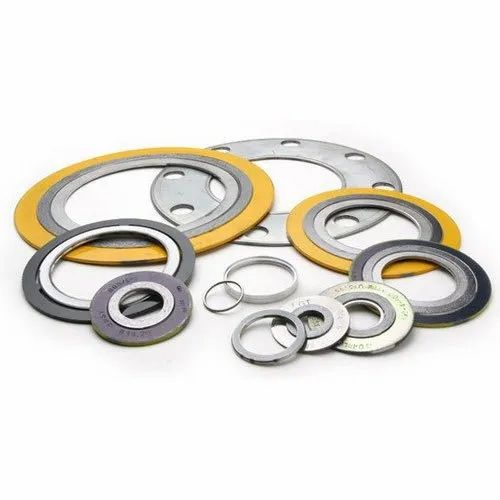 Champion Spiral Wound Gasket, Thickness: 3 To 5 Mm