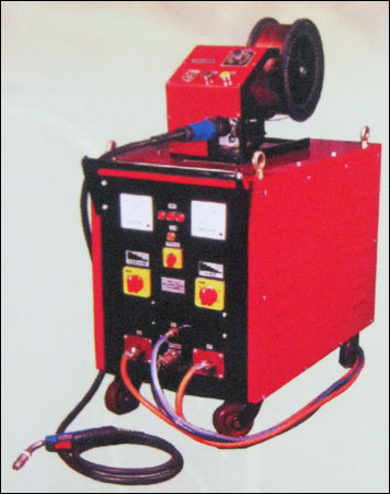 Used Mig Welders For Sale >> Used Mtp Make Mig Welding Machine Capacity 300amps