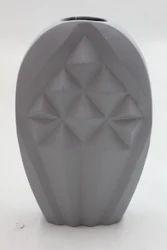 Decorative Aluminum Flower Vase