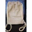 Jute String Bag