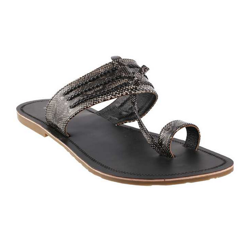 Ethnic 16-8664 Men Kolhapuri Slippers