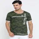 Mens Cotton Camo Tshirts